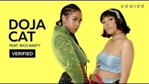 "Doja Cat & Rico Nasty Break Down The Lyrics For ""tia Tamera"""
